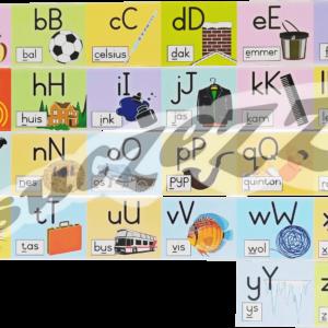 Alfabet Frieze