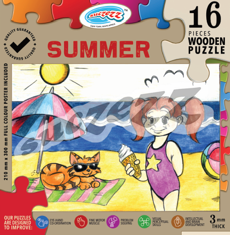 16-Piece Summer