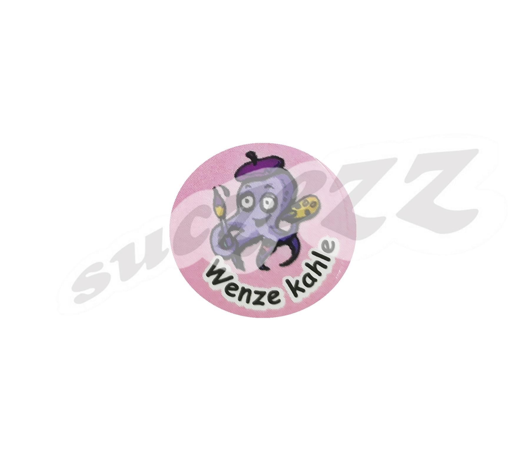 Sticker wenze kahle