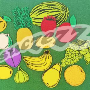 fruit felt