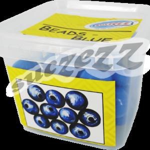 blue beads 40