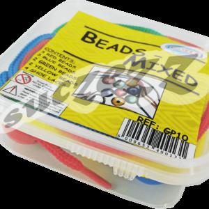 mixed beads 10
