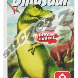 Dinosaur Trump Cards