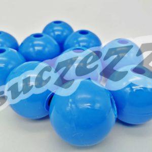 40 Blue Beads