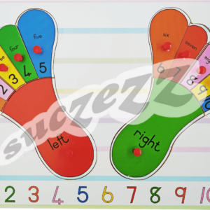 feet knob puzzle 1