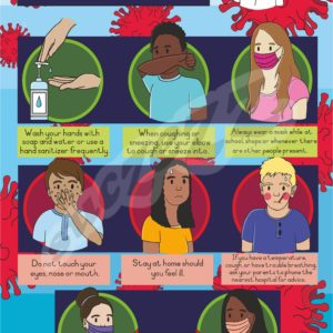 poster of coronavirus