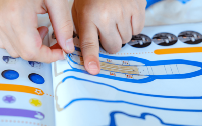 Stickers – Yes They Can Help you Learn!